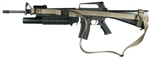 M-16 / AR-15 With Side Front Swivel CQB 3 Point Sling