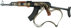 AK-47 Folding Stock CST 3 Point Tactical Sling