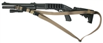 Remington 870 w/ M-4 Type Stock CST 3 Point Tactical Sling