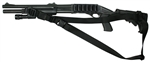 Mossberg 590 With M-4 Stock SOP 3 Point Tactical Sling