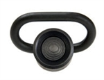 Heavy Duty Quick Detach Sling Swivel With Enhanced QD Release Button