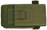 7.62NATO Buttstock Magazine Pouch Kit, Holds (1) 20 round 7.62 x 51mm Magazine, No Rear Adapter Provided