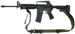 M-4A1 2 Point Sling With Rail Mount Swivel Combo