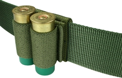 "Belt Mounted Double Shotshell Carrier - Fits 1.75"" Pants Belts"