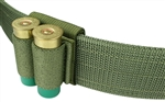 "Belt Mounted Double Shotshell Carrier - Fits 2"" Duty & Tactical Belts"
