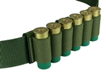 "Belt Mounted 6 rd. Shotshell Carrier - Fits 1.75"" Pants Belts"