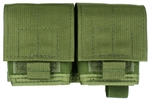 2/10 Mini-14/30 Buttstock Magazine Pouch Kit - Holds (2) 10 round Magazines - No Rear Adapter Provided