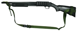 Mossberg 500 Reduced LOP Stock Raptor 2 Point Tactical Sling