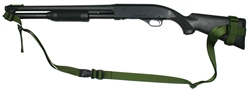 "Winchester 1300 With Hogue 12"" LOP Stock Raptor 2 Point Tactical Sling"