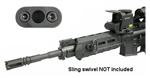 GG&G M-LOK QD Sling Attachment NO Sling Swivel Included