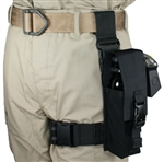Mk-9 Chemical Agent Dispenser Tactical Thigh Rig