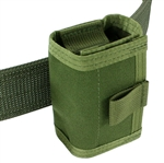 "Belt Mounted ""6 Pack"" 6 rd. Shotshell Carrier - Fits 2"" Duty & Tactical Belts"