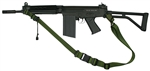 FN FAL With Folding Stock Raider 2 Point Tactical Sling