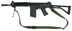 FN FAL With Folding Stock Raptor 2 Point Tactical Sling