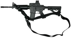 M-4A1 with Magpul Stock SOP 3 Point Sling