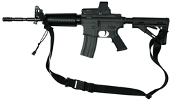 M-4A1 With Magpul Stock Raider 2 Point Tactical Sling