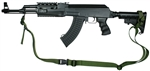 AK-47 With M-4 Type Stock Raptor 2 Point Tactical Sling