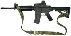 M-4A1 with Magpul Collapsible Stock Recon 2 Point Tactical Sling