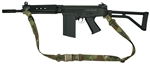 FN FAL With Folding Stock Recon 2 Point Tactical Sling