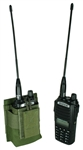 Baofeng UV-82 With Extended Length Battery Belt Mounted Radio Pouch