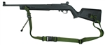 Ruger 10/22 With Magpul X-22 Stock Raider 2 Point Tactical Sling