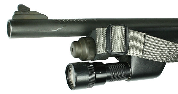 Mossberg 590 / 590A1 With Standard Fixed Stock CQB 3 Point Sling