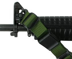M-4 / CAR-15  Quick Detachable (QD) Sling Thing - Front