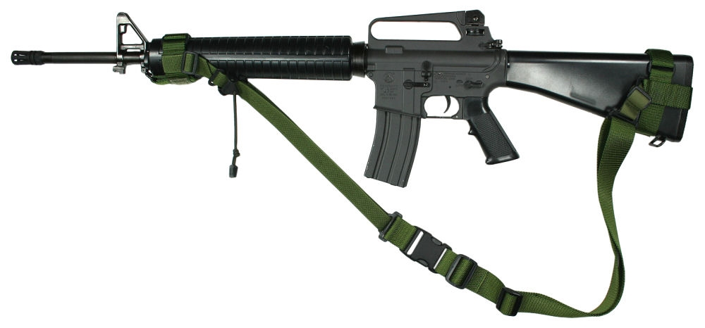 Specter Gear M-16   AR-15 Raider 2 Point Tactical Sling 88a5399a1bf