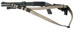 Mossberg 500 / Maverick 88 With M-4 Stock SOP 3 Point Tactical Sling
