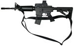 M-4A1 With Magpul Collapsible Stock CQB 3 Point Tactical Sling