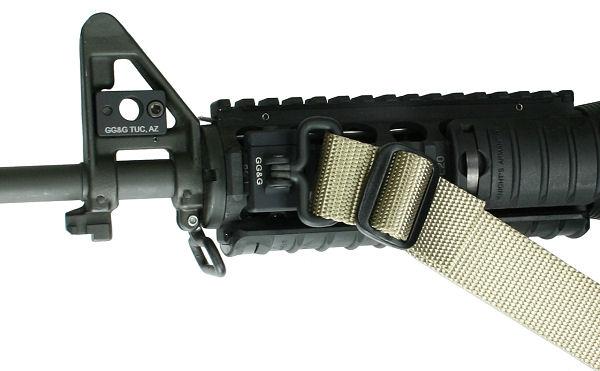 Magpul moe stock sling options