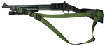 "Mossberg 590 / 590A1 With Hogue 12"" LOP Stock SOP 3 Point Tactical Sling"