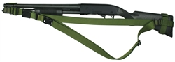 "Winchester 1300 With Hogue 12"" LOP Stock SOP 3 Point Tactical Sling"