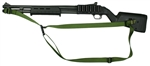 Mossberg 590 With Magpul SGA Stock CQB 3 Point Tactical Sling