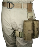 ASG 12 Gauge Shotshell 24 Round Tactical Thigh Rig - Army ACU Camo