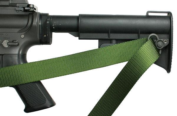 CQB 3 Point Sling Emergency Release Specter Heavy Duty 1.5 Inch Wide New Foliage