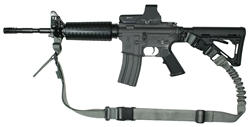TCS Convertible 1 or 2 Point Tactical Sling, QD Swivel Attachment Version