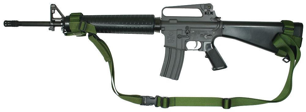 Specter Gear Raptor M-16   AR-15 2 Point Tactical Sling bfafaef246f