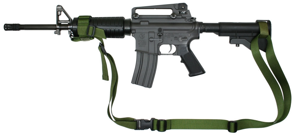 Specter Gear Raptor M-4 2 Point Tactical Sling. Made in the USA by ... a642166d846