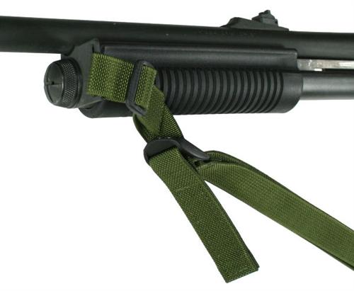 Remington 870 With Hogue 12