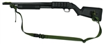 Mossberg 500 With Magpul SGA Stock Raptor 2 Point Tactical Sling