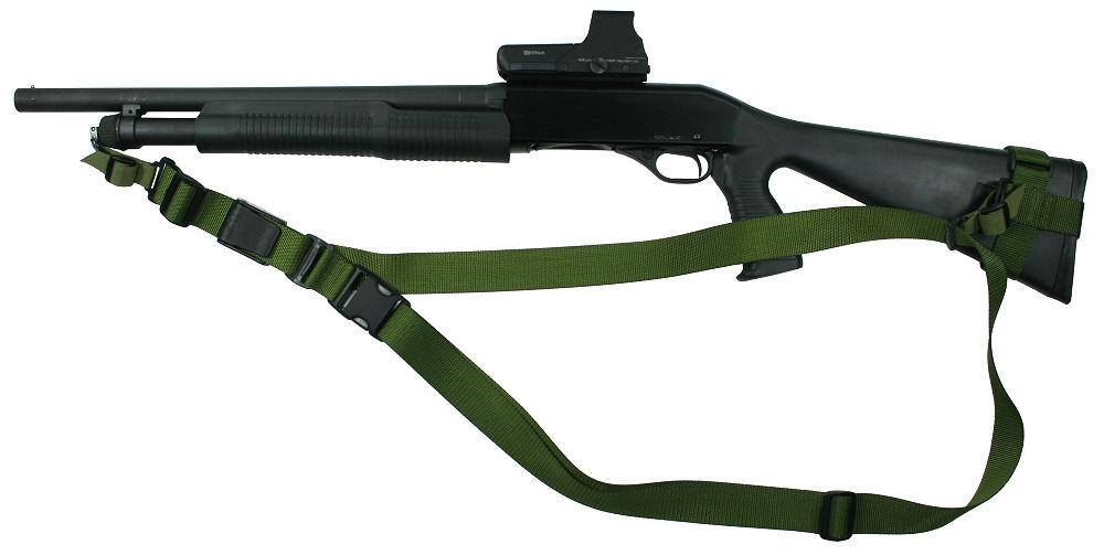 Stevens 320 Standard & Pistol Grip Fixed Stock SOP 3 Point Sling