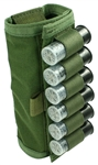 "MOLLE Compatible ""18 Pack"" 18 round 12ga. Shotshell Carrier"