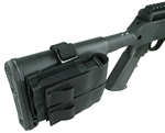 Ruger PC Carbine With Magpul M-4 Type Stock Buttstock Magazine Pouch