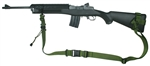 Ruger Mini-14 / 30 With Amega Ranges Handguard and Sling Mount Raider 2 Point Sling